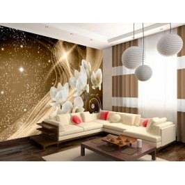 Zlatá Mléčná dráha (150x105 cm) - Murando DeLuxe