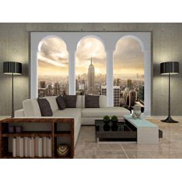 Odpoledne v New Yorku (150x105 cm) - Murando DeLuxe