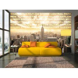 Tapeta New York (150x105 cm) - Murando DeLuxe