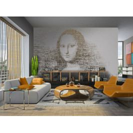 Leonarda da Vinci - Mona Lisa (150x116 cm) - Murando DeLuxe