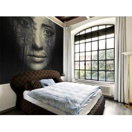 Pohled ženy (150x116 cm) - Murando DeLuxe