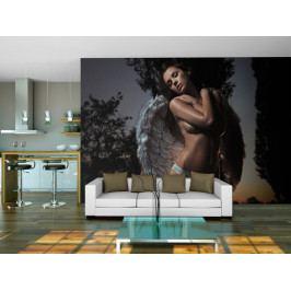 Anděl i ďábel (150x116 cm) - Murando DeLuxe