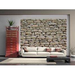 Tapeta imitace kamenné zdi (150x116 cm) - Murando DeLuxe