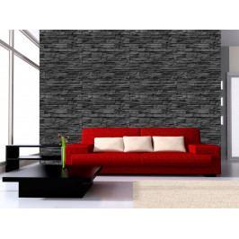 Tapeta kámen grafit (150x116 cm) - Murando DeLuxe