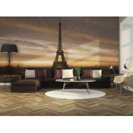 Fototapeta na stěnu - Eiffelova věž (150x116 cm) - Murando DeLuxe