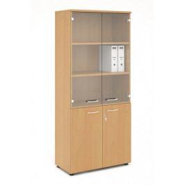 Skříň kombinovaná New York-office H1203-LZ