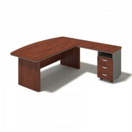 Rohový psací stůl Toronto 104-LZ