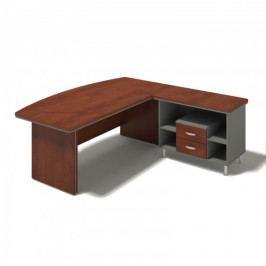Rohový psací stůl Toronto 106-LZ