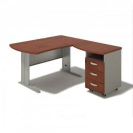 Rohový psací stůl Toronto 184-LZ