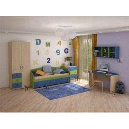 Sestava dětského nábytku LIA 1 - LZ
