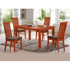 Jídelní stůl Eda + 4 židle Laura - SR