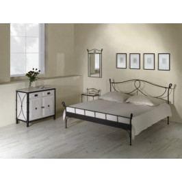 Kovová postel Modena - IA
