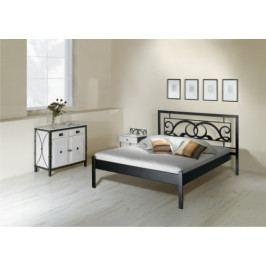 Kovová postel Granada - IA