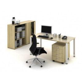 Kancelářská sestava Alfa 4