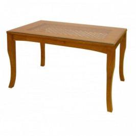 Jídelní stůl Kingston II teak - SR