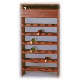 Stojan na víno dřevěný - EL