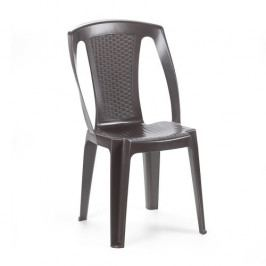 Zahradní plastová židle PROCCIDA-UZN