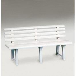Zahradní plastová lavice ORRCHIDEA-UZN