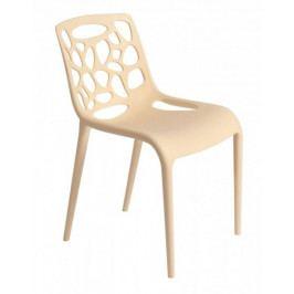 Plastová židle Elena - SE
