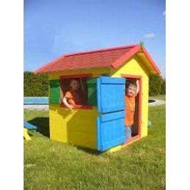 Dřevěný domeček pro děti ADAMEK-DS