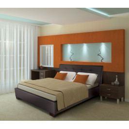 Designová postel CLAUDIA - MT