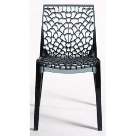 Jídelní židle GRUVYER trans. - ST