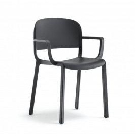 Italská plastová jídelní židle DOME 265 - PD
