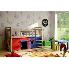 Dětská zvýšená postel - VO