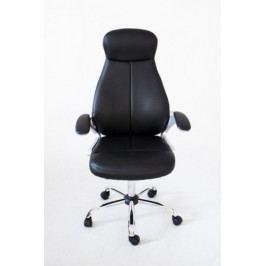 Moderní kancelářská židle černá - ADK