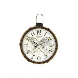 Velké nástěnné analogové hodiny - AT