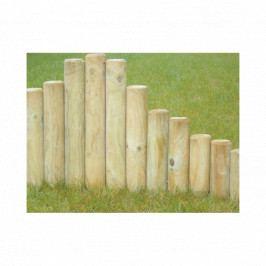 Dřevěný plotový kůl - ZO