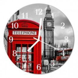 Hodiny s motivem Londýna- HN