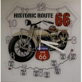 Hodiny pro motorkáře- HN