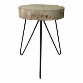 Odkládací stolek z masivu - DO