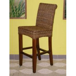 Exotická barová židle - RK