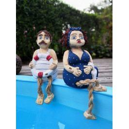 Ona a On plavci - MA