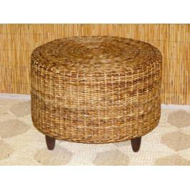 Ratanový obývací stolek-RK