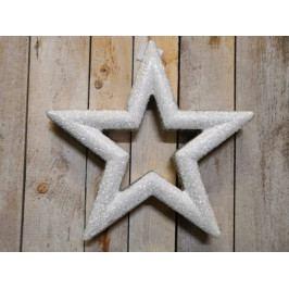 Vánoční hvězda na zavěšení - EW