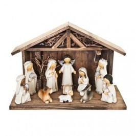 Vánoční betlém tři králové - BKS