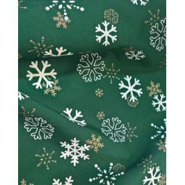 Zelený vánoční běhoun - OL