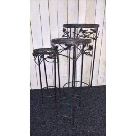 Stojan na květiny stolička - IS