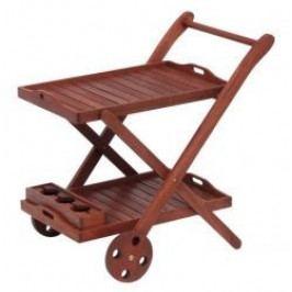 Zahradní servírovací vozík - DK