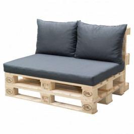 Polstr pro paletové sezení s polštářky - DP