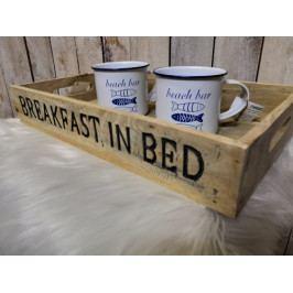 Snídaňový podnos do postele- RX