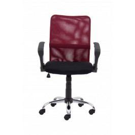 Kancelářská židle síťovaná záda - SG