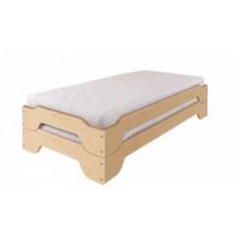 Stohovatelná postel - KN