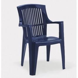 Zahradní plastová židle - UZN