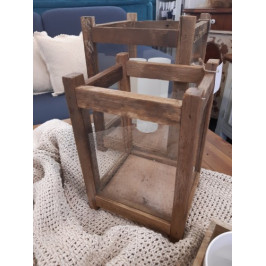 Dřevěná lucerna - PHG