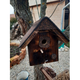 Ptačí budka áčko - RU
