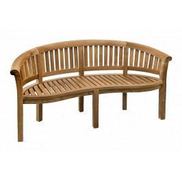 Zahradní lavice teak OMEGA